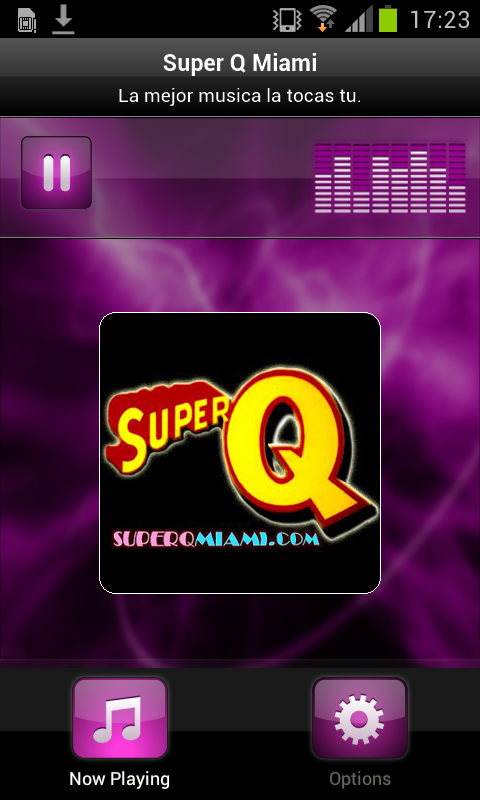 Super Q Miami- screenshot