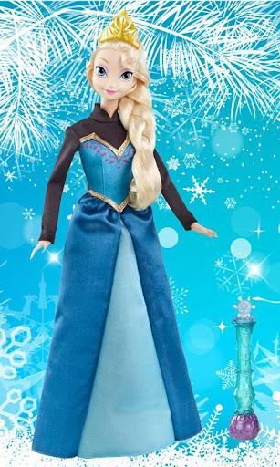 Cute Princess Wallpaper:Frozen