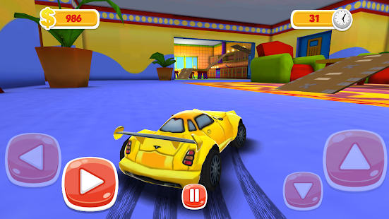Toy Drift Racing- screenshot thumbnail