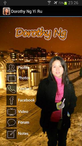 Dorothy Ng Yi Ru