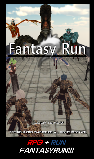 Fantasy Run : Rpg shooting Run