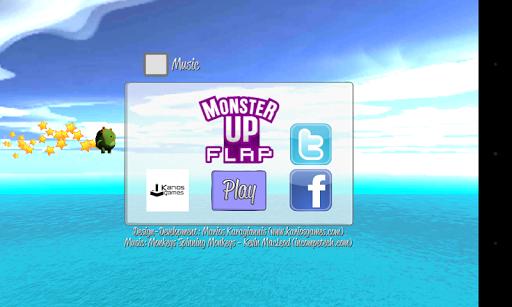 MonsterUp Flap