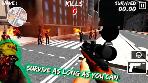 Zombie Sniper Game 1.08 screenshots 11
