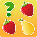 Fruits Games - Exercise Memory icon