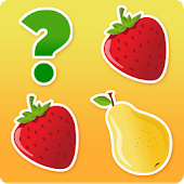 Fruits Games - Exercise Memory