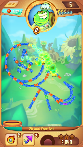 Peggle Blast  gameplay | by HackJr.Pw 11