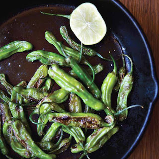 How To Cook Shishito Peppers.