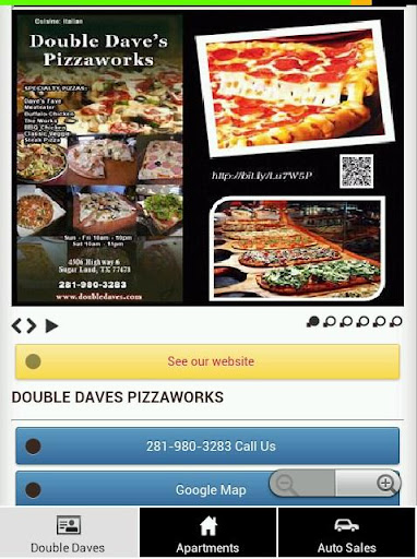 Double Daves Pizzaworks