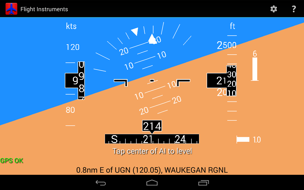 Flight Instruments - screenshot
