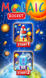 Puzzle game a spaceship flight- screenshot thumbnail