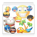 Emoticons Clipart icon