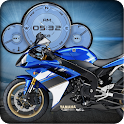 Yamaha R1 Moto Live Wallpapers icon