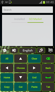 Green Light Keyboard - screenshot thumbnail