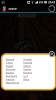 Screenshot of Cezve Coffee Oracle