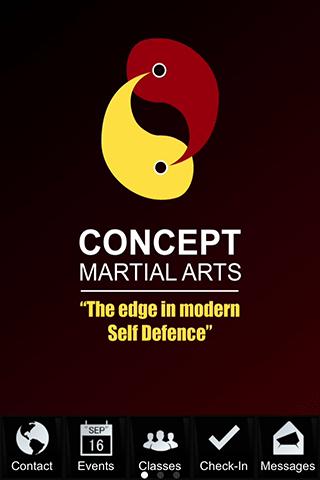 Concept Martial Arts