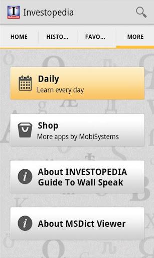 The Investopedia Guide