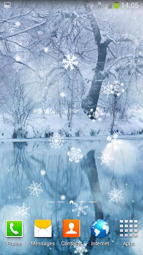 【免費個人化App】降雪動畫壁紙-APP點子