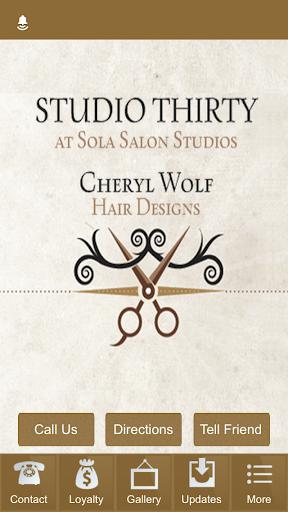 Studio Thirty: Cheryl Wolf
