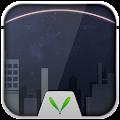 Download Sleepless City Locker Theme APK