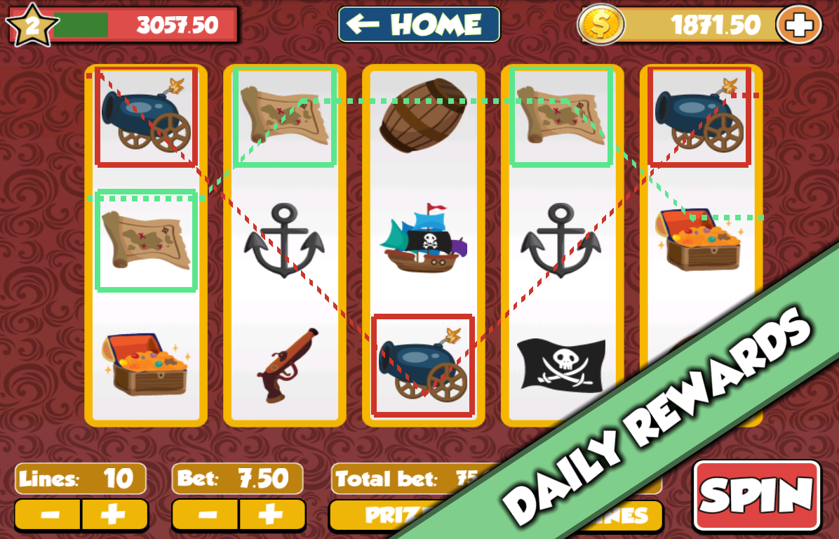 Total Slots- screenshot