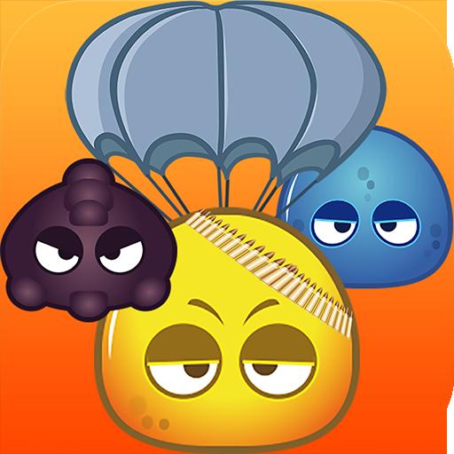 休闲のSuper Jelly Troopers LOGO-記事Game