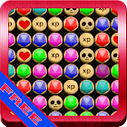 Jewel Super Match 4 Kids Free icon
