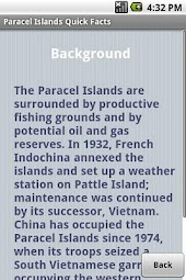 Paracel Islands Quick Facts