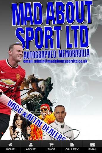 Mad About Sport Ltd