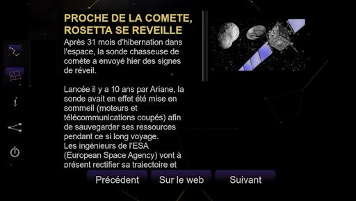 【免費教育App】Rosetta Free (Churyumov)-APP點子