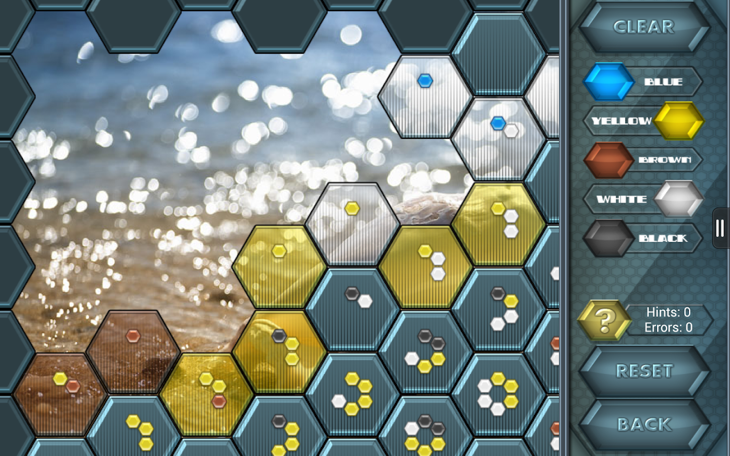 HexLogic - Seashells- screenshot