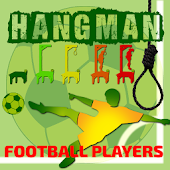 Hangman Intl' Football Players