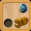 3D Maze Ball Pro icon