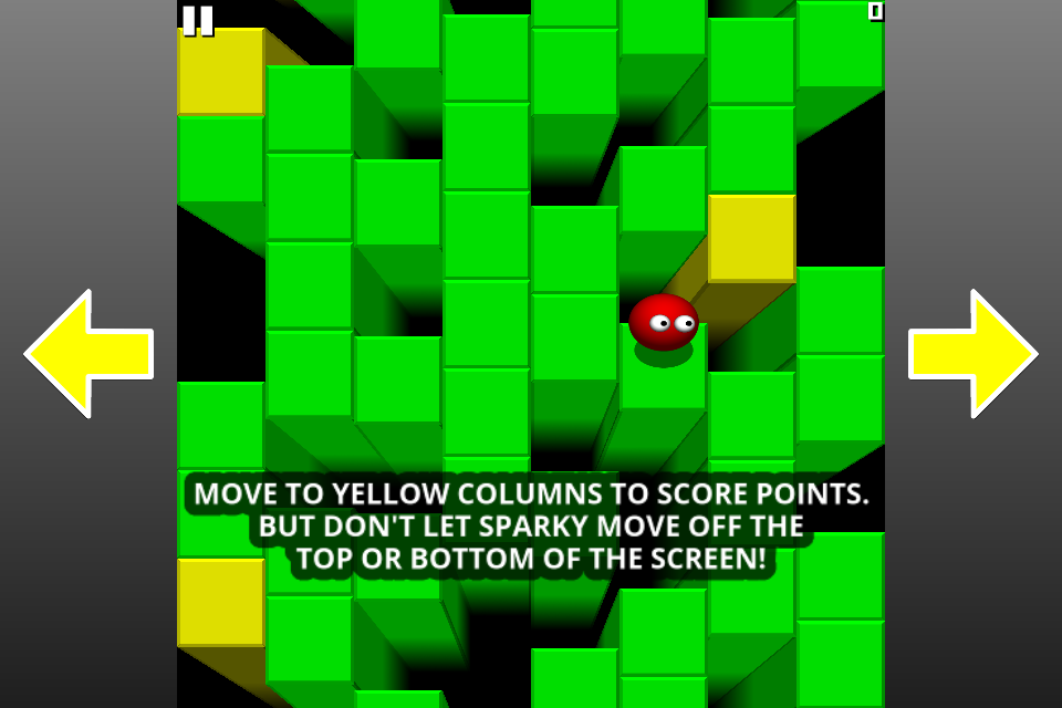 Nimble Spark - screenshot