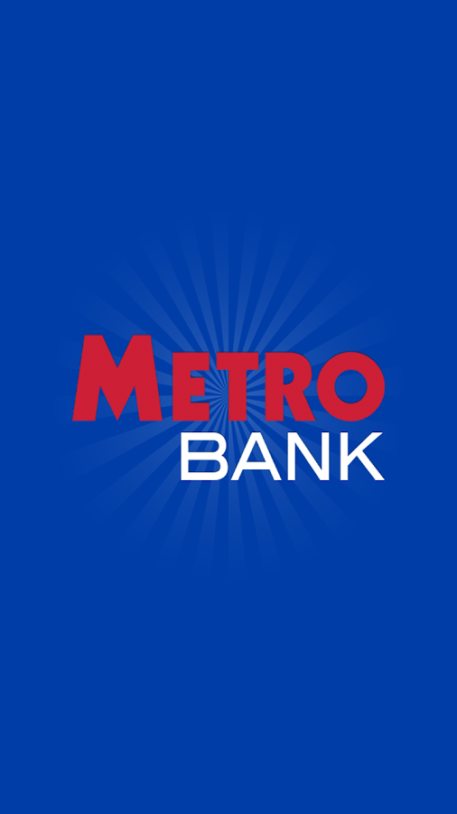 Metro Bank Mobile Banking - screenshot