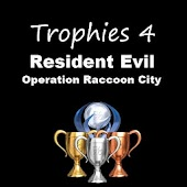Trophies 4 Resident Evil: ORC