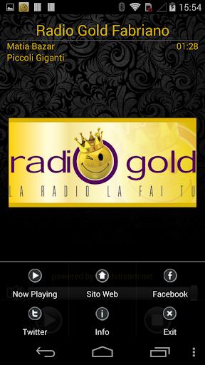 Radio Gold Fabriano