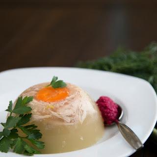 Ukrainian Aspic Recipe (Kholodets)
