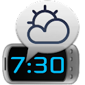 WakeVoice ★ vocal alarm clock logo