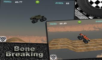 Screenshot of MONSTER TRUCK RACING FREE