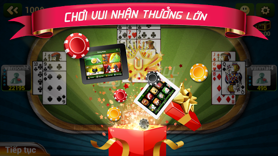 Game BigKool 2015 - Danh bai APK for Windows Phone