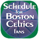Schedule Boston Celtics fans icon