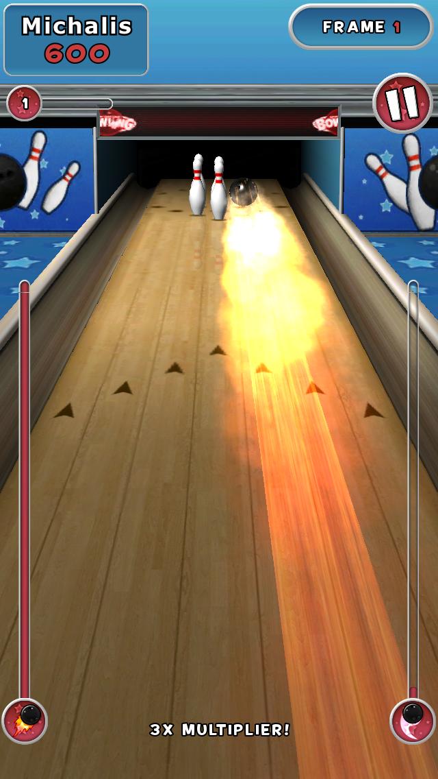 Spin Master Bowling screenshot #14