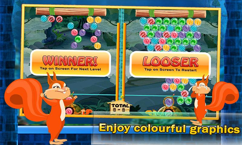 Pop Star Bubble Shooter- screenshot