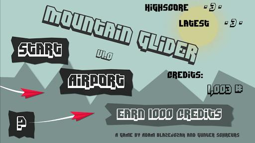 Mountain Glider