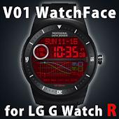 V01 WatchFace for LG G Watch R