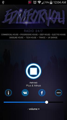 EDMForYou Radio Free