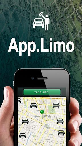 App Limo Houston