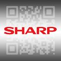 SHARP QR Code Reader logo