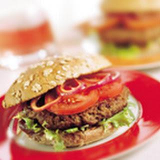 Mediterrane Hamburgers