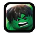 LEGO Marvel FanApp icon